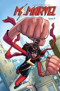 G. Willow Wilson et Nico Leon - Miss Marvel Tome 9 : Le ratio.