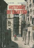 Gabi Beltran et Bartolomé Segui - Histoires du quartier Tome 2 : Chemins.
