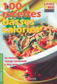 Gabi Schierz et Gabi Vallenthin - 100 recettes basses calories.