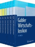 Gabler Wirtschaftslexikon. 8 Bände - A-Z. Mehr als 25.000 Stichwörter. Die ganze Welt der Wirtschaft: Betriebswirtschaft, Volkswirtschaft, Wirtschaftsrecht, Recht und Steuern.