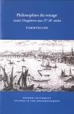 Gabor Gelléri - Philosophies du voyage - Visiter l'Angleterre aux 17e-18e siècles.
