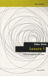 Gabor Schein - Lazare !.