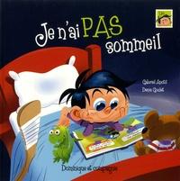Gabriel Anctil et Denis Goulet - Je n'ai pas sommeil.