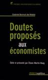 Gabriel Bonnot de Mably - Doutes proposés aux économistes.