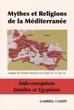 Gabriel Cassin - Mythes et religions de la Méditerranée.