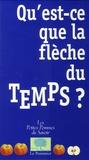 Gabriel Chardin - Qu'est-ce que la flèche du temps ?.
