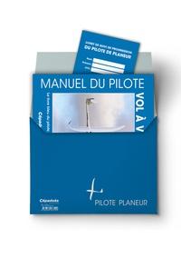 Openwetlab.it Pochette bleue du Pilote Planeur - Manuel Planeur et livret de progression Image