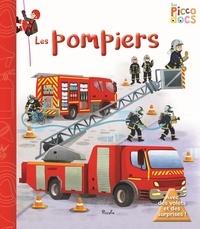 Gabriel Cortina - Les pompiers.
