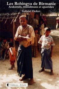 Les Rohingya de Birmanie - Arakanais, musulmans et apatrides.pdf