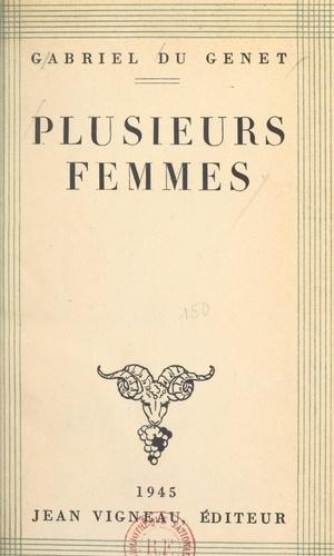 Plusieurs femmes