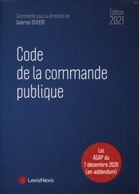 Gabriel Eckert et Florian Linditch - Code de la commande publique.
