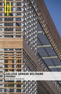 Gabriel Ehret - Collège Arnaud Beltrame, Pégomas - Billy Goffard Architectes.