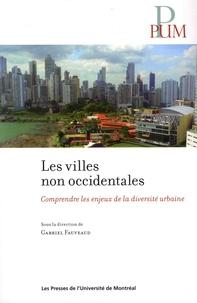 Histoiresdenlire.be Les villes non occidentales - Comprendre les enjeux de la diversité urbaine Image