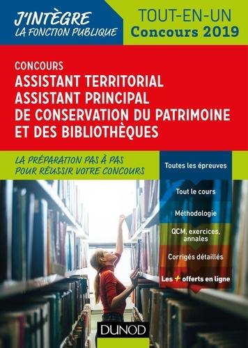 Assistant Territorial De Conservation Du Patrimoine Et Des Bibliothèques