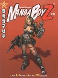 Gabriel Féraud - Manga BoyZ 2.0 - Les héros de la planète.