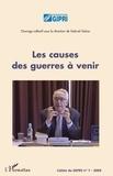 Gabriel Galice - Cahier du GIPRI N° 7, 2009 : Les causes de guerres à venir.