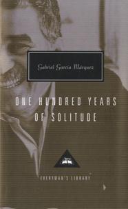 Gabriel García Márquez - One Hundred Years of Solitude.