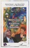 Gabriel Gonnet et Jean-Marcel Koffi - Résiliences, Cicatrices, Rébellion.