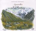 Gabriel Grandjacques et Annick Terra-Vecchia - Aquarelles en Val Montjoie.