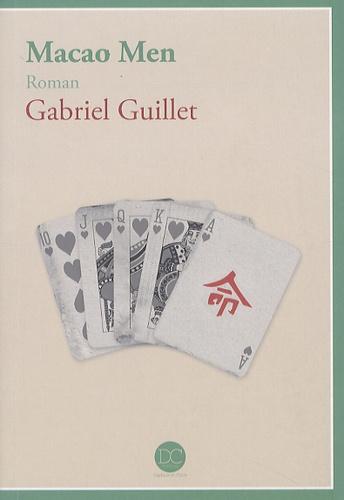 Gabriel Guillet - Macao men.