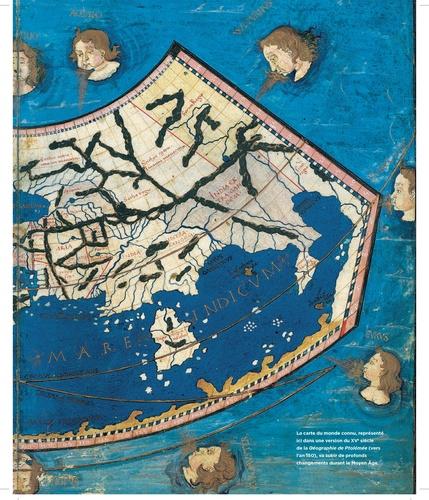 La grande histoire du Moyen Age. Les hommes, les villes, les cartes