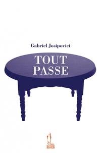 Gabriel Josipovici - Tout passe.