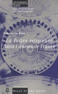 Cjtaboo.be La Police religieuse dans l'ancienne France Image