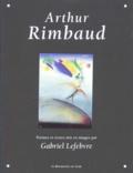 Gabriel Lefebvre et Arthur Rimbaud - .