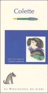 Gabriel Lefebvre - Colette.
