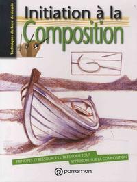 Gabriel Martin - Initiation à la composition.