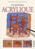 Gabriel Martin Roig et Mercedes Gaspar - La peinture acrylique - Une méthode simple et agréable pour apprendre à peindre.