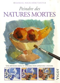 Gabriel Martin Roig et Almuneda Carreño - Peindre des natures mortes.