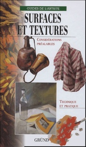 Gabriel Martin Roig - Surfaces et textures.