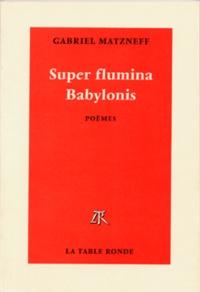 Histoiresdenlire.be Super flumina Babylonis Image