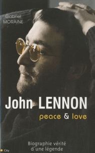 Gabriel Moraine - Lennon Peace - Peace & love.