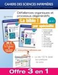 Gabriel Perlemuter et Arnaud Bourdin - Défaillances organiques et processus dégénératifs UE 2.7 - Pack 2 volumes avec accès au site Pratique infirmière.