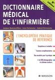 Gabriel Perlemuter et Jacques Quevauvilliers - Dictionnaire médical de l'infirmière - L'encyclopédie pratique de référence.