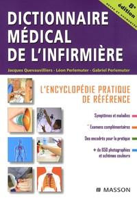 Dictionnaire médical de linfirmière - Lencyclopédie pratique de référence.pdf