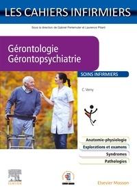 Gabriel Perlemuter et Laurence Pitard - Gérontologie Gérontopsychiatrie - Soins Infirmiers.
