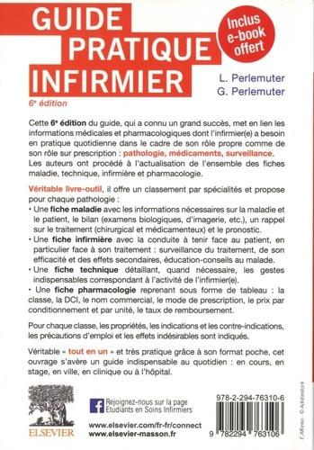 Guide pratique infirmier 6e édition revue et augmentée