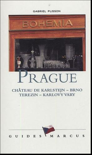 Gabriel Plisson - Prague - Château de Karlstjen - Brno - Terezin - Karlovy Vary.