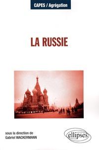 Gabriel Wackermann - La Russie - Approche géographique.