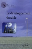 Gabriel Wackermann - Le développement durable.