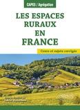 Gabriel Wackermann - Les espaces ruraux en France.