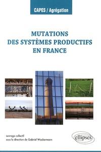 Blackclover.fr Les mutations des systèmes productifs en France Image