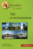 Gabriel Wackermann - Ville et environnement.