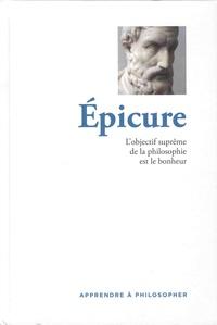 Corridashivernales.be Epicure - L'objectif suprême de la philosophie est le bonheur Image