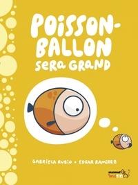 Gabriela Rubio et Edgar Ramirez - Poisson-ballon sera grand.