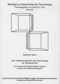 Birrascarampola.it Zum Selbstverständnis der Psychologie als Wissenschaft - Eine wissenschaftstheoretische Analyse anhand des Objektivitätsbegriffs Image