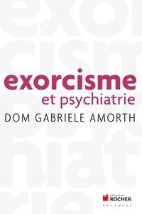 Gabriele Amorth - Exorcisme et psychiatrie.
